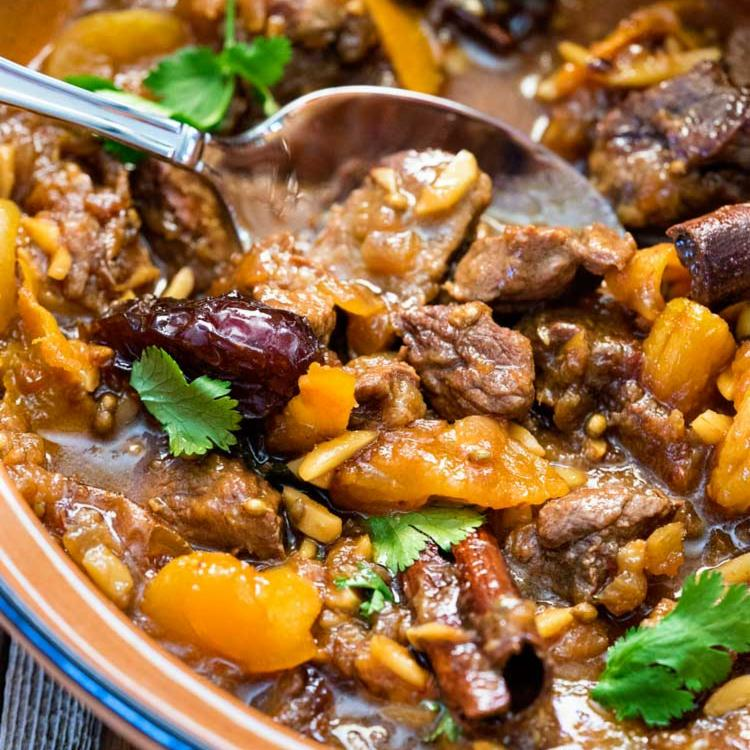 Moroccan Lamb Tagine The Limpsfield Cookery School