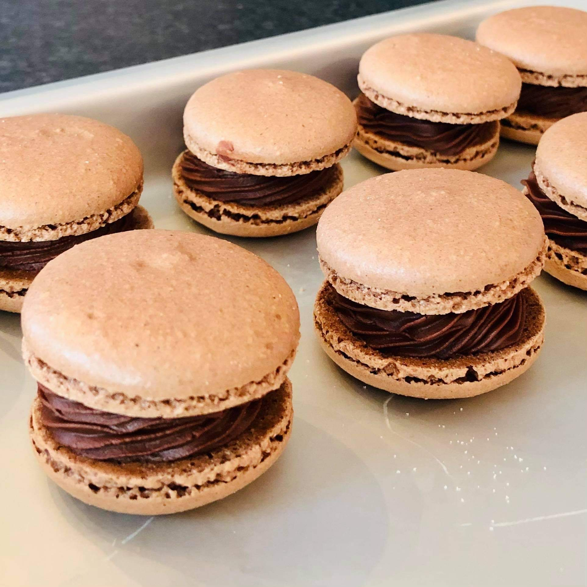 Macaron making with Lucie Bennett (Morning session)