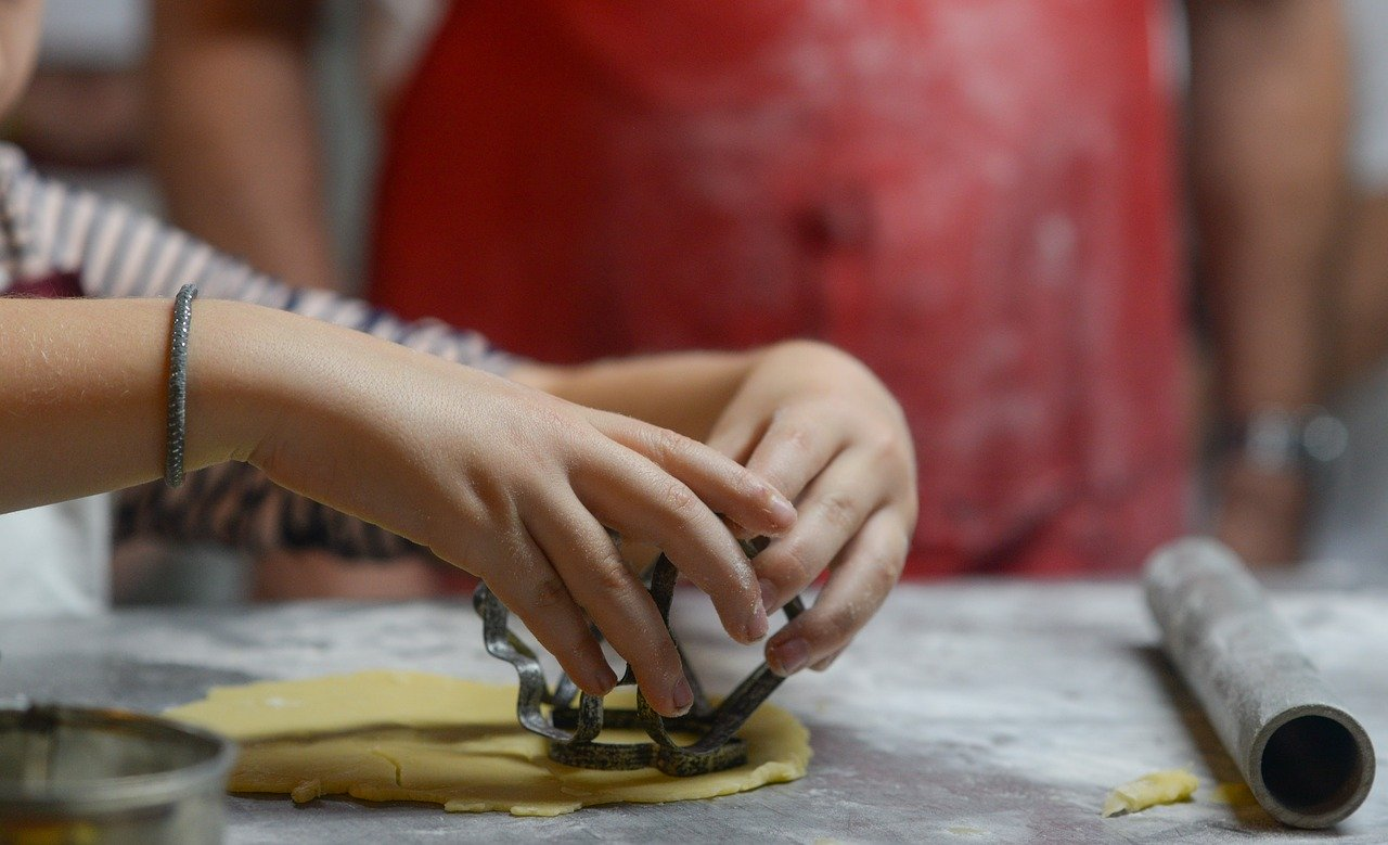 Kids Two-Day Cookery Course - 8-11yo