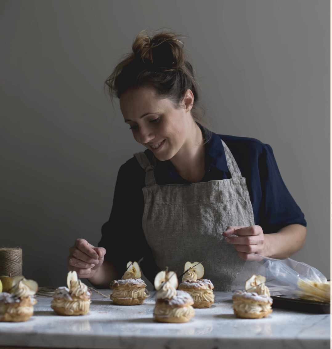 Florentines & Sable Biscuits with Lucie Bennett