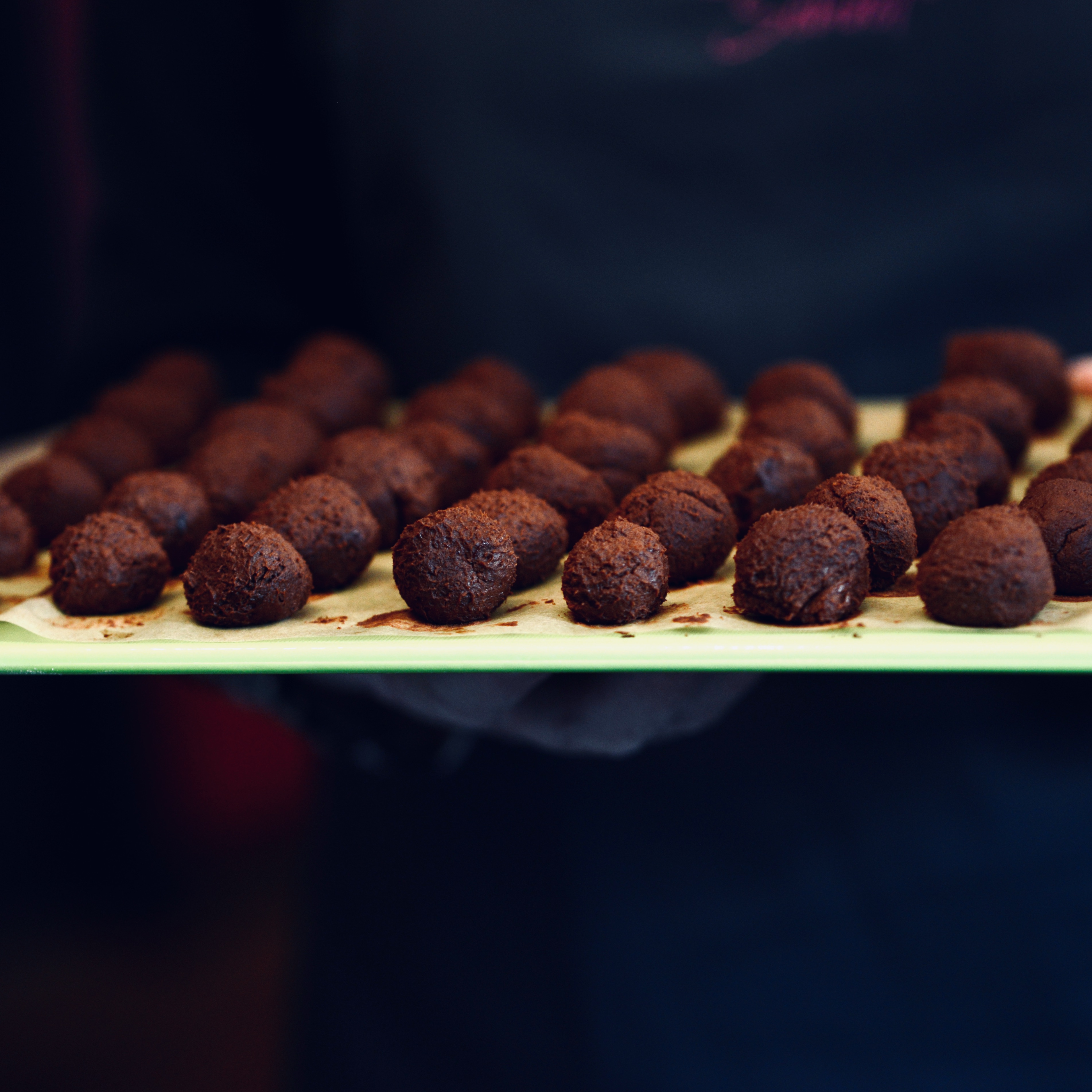 Half Day Chocolate Truffles with Lucie Bennett